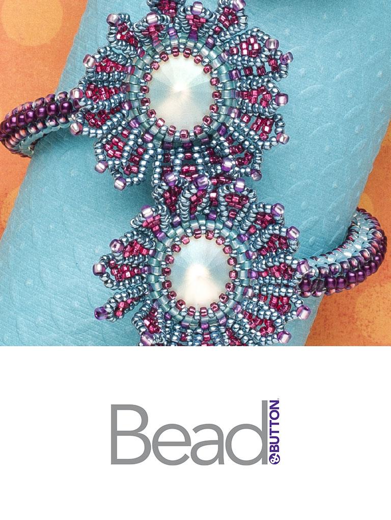 Visit Bead & Button's site and social media