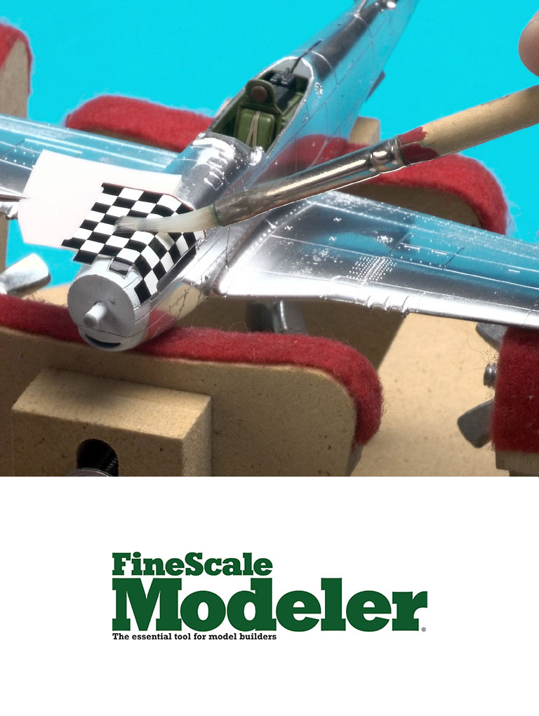Visit FineScale Modeler's site and social media