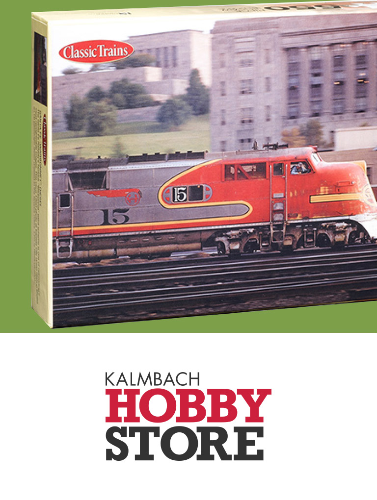 Visit the Kalmbach Hobby Store online store