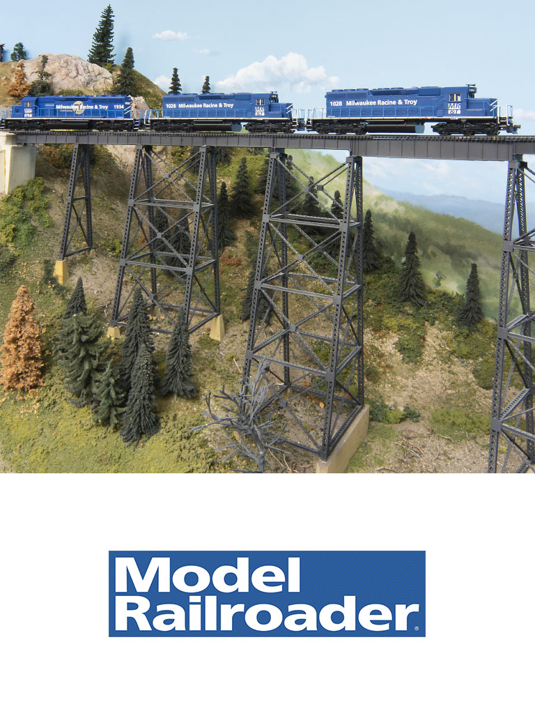 Visit Model Railroader's site and social media