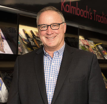 Kalmbach Publishing Co. announces the appointment of media veteran Dan Hickey as Chief Executive Officer.