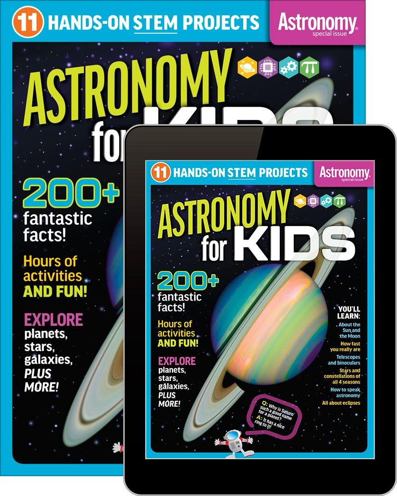 astronomy magazine for kids - 800×1000